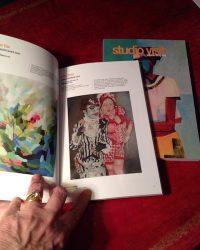 Studio Visit Magazine Feature