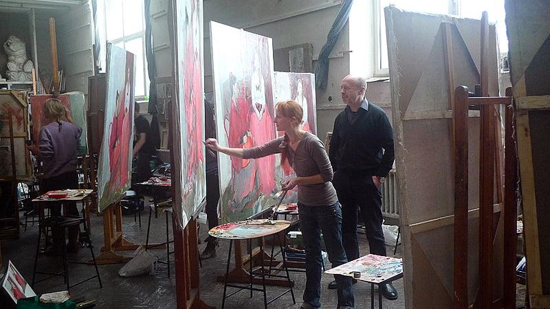 Discrimination in Art - Woman Artists