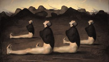 Odd Nerdrum Kitsch painter