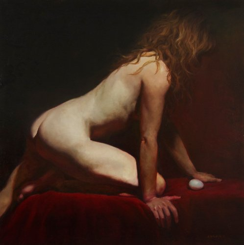 The Nude in Art - Zack Zdrale