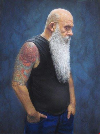 John A. Carrasco - Artist Model - 1 - Rita Romero
