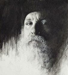 John A. Carrasco - Artist Model - 5 - Jie Gao