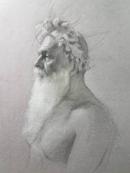 John A. Carrasco - Artist Model - 7 - Elizabeth Zanzinger