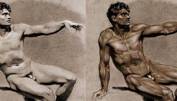 Ecorche - Scott Eaton Anatomy Course