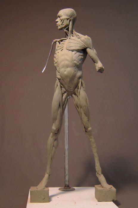 Jiwoong Cheh, Sculptor