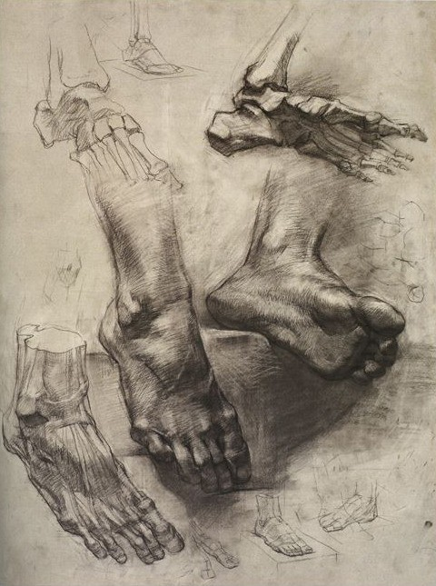 "Repin State Academic Institute ""Anatomical & Figure Drawing"""