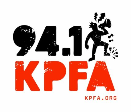 Poetry Online - National Poetry Month on KPFA Radio
